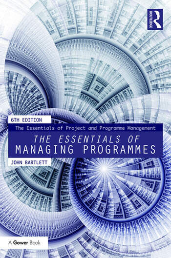 The Essentials of Managing Programmes book cover