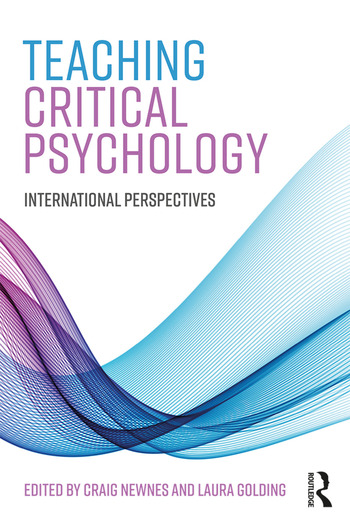 Teaching Critical Psychology International Perspectives book cover