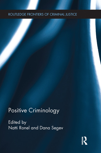 Positive Criminology book cover