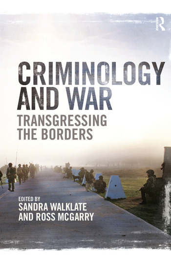Criminology and War Transgressing the Borders book cover