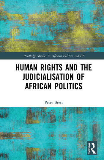 Human Rights and the Judicialisation of African Politics book cover