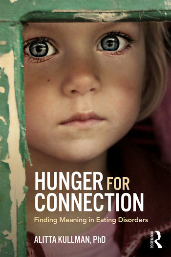 Hunger for Connection Finding Meaning in Eating Disorders book cover