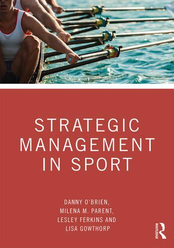 Strategic Management in Sport book cover