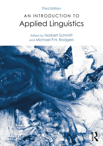 An Introduction to Applied Linguistics book cover