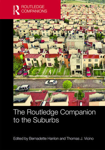 The Routledge Companion to the Suburbs book cover