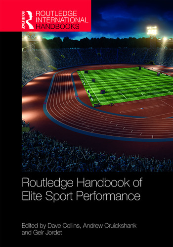 Routledge Handbook of Elite Sport Performance book cover