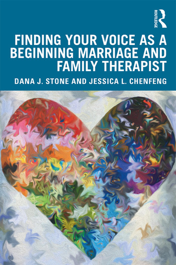Finding Your Voice as a Beginning Marriage and Family Therapist book cover