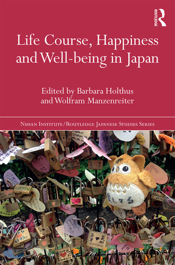 Life Course, Happiness and Well-being in Japan book cover