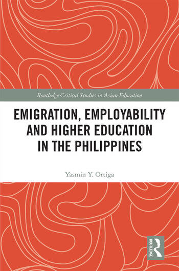 Emigration, Employability and Higher Education in the Philippines book cover