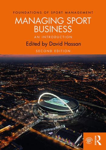 Managing Sport Business An Introduction book cover