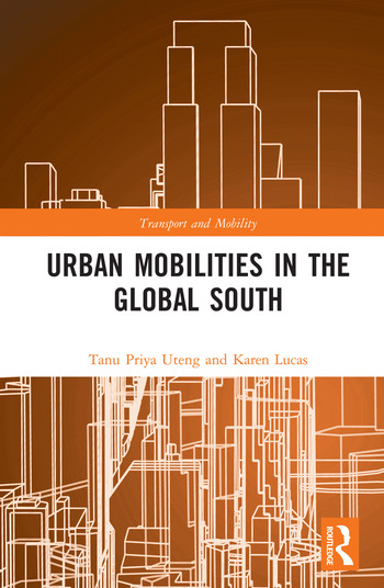 Urban Mobilities in the Global South book cover
