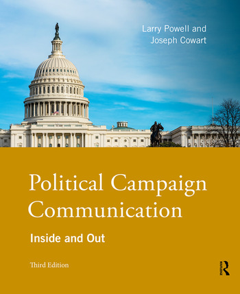Political Campaign Communication Inside and Out book cover