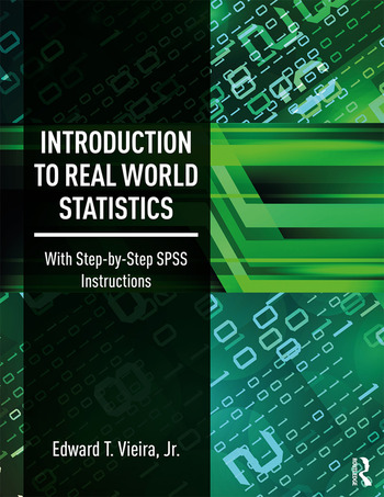 Introduction to Real World Statistics With Step-By-Step SPSS Instructions book cover