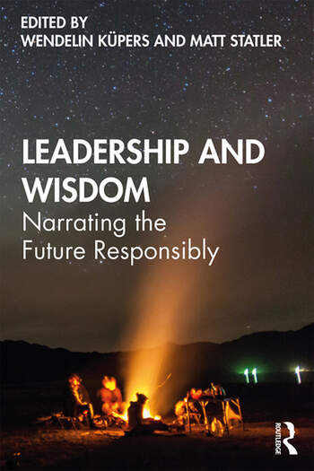 Leadership and Wisdom Narrating the Future Responsibly book cover