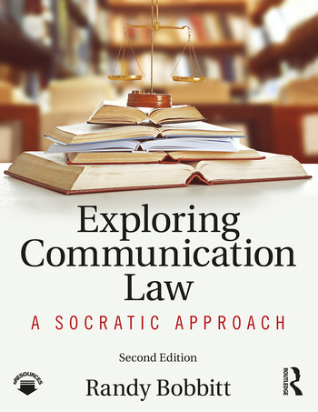 Exploring Communication Law A Socratic Approach book cover