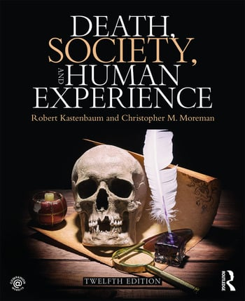 Death, Society, and Human Experience book cover