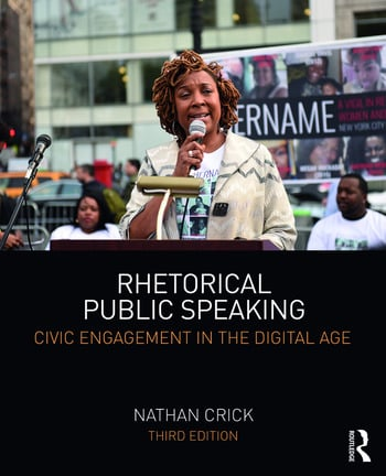 Rhetorical Public Speaking Civic Engagement in the Digital Age book cover