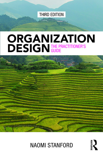 Organization Design The Practitioner's Guide book cover