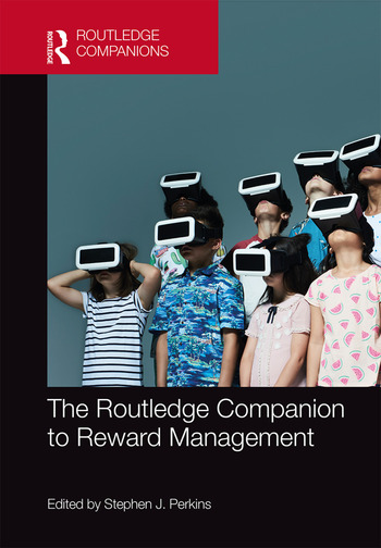 The Routledge Companion to Reward Management book cover