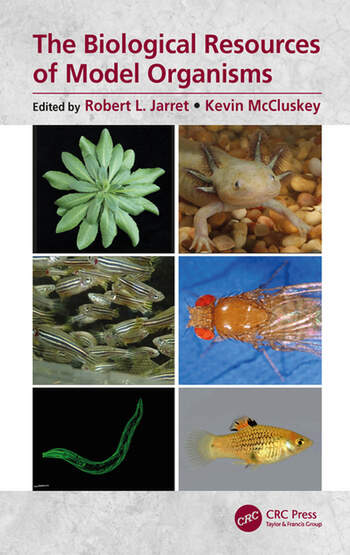The Biological Resources of Model Organisms book cover