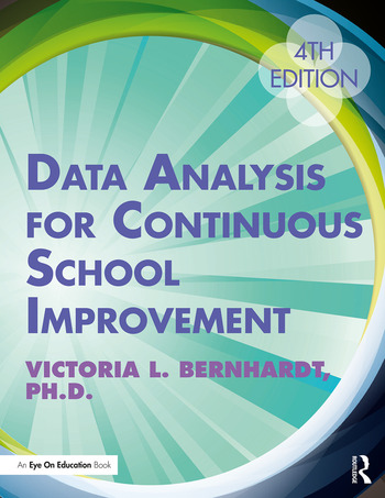 Data Analysis for Continuous School Improvement book cover