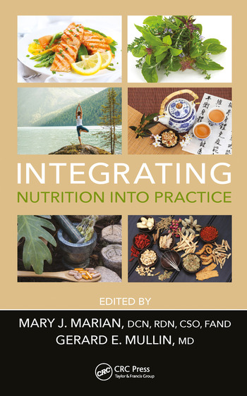 Integrating Nutrition into Practice book cover