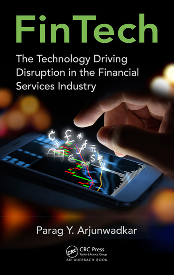 FinTech The Technology Driving Disruption in the Financial Services Industry book cover