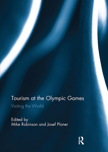 Tourism at the Olympic Games Visiting the World book cover