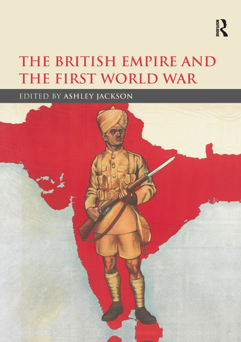 The British Empire and the First World War book cover