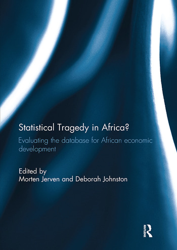 Statistical Tragedy in Africa? Evaluating the Database for African Economic Development book cover