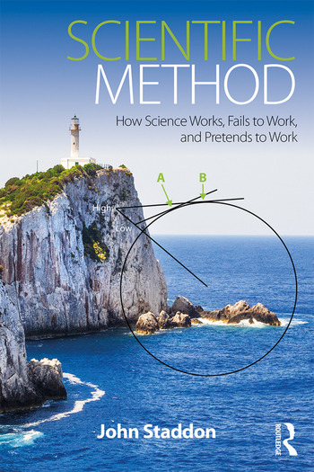 Scientific Method How Science Works, Fails to Work, and Pretends to Work book cover
