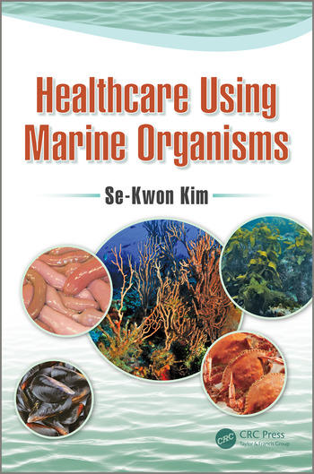 Healthcare Using Marine Organisms book cover