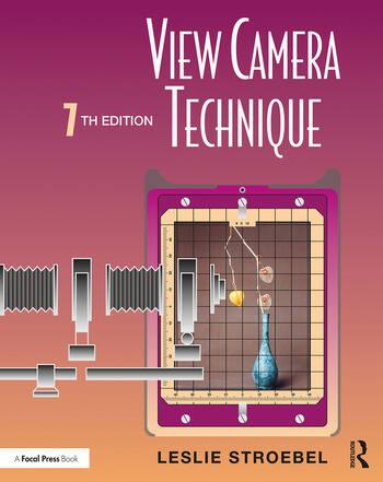 View Camera Technique book cover
