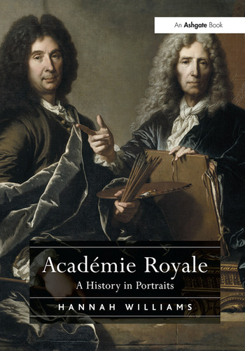 Académie Royale A History in Portraits book cover