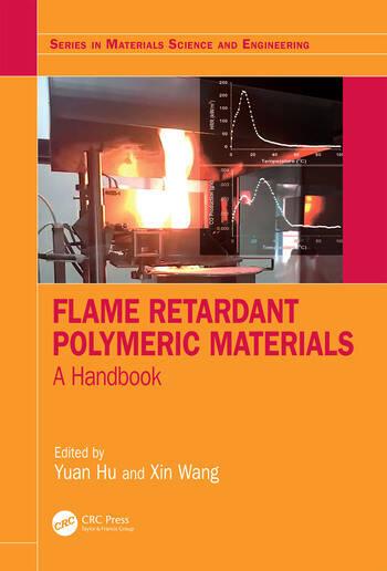 Flame Retardant Polymeric Materials A Handbook book cover