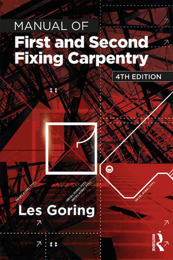 Manual of First and Second Fixing Carpentry book cover