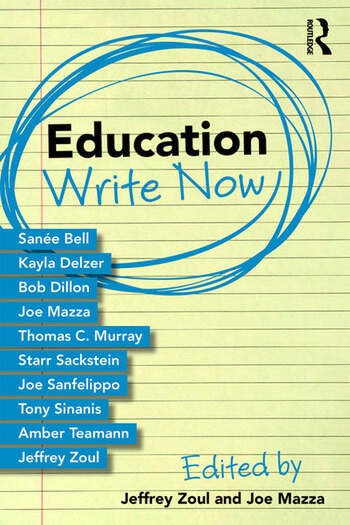 Education Write Now book cover