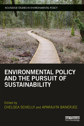 Environmental Policy and the Pursuit of Sustainability book cover