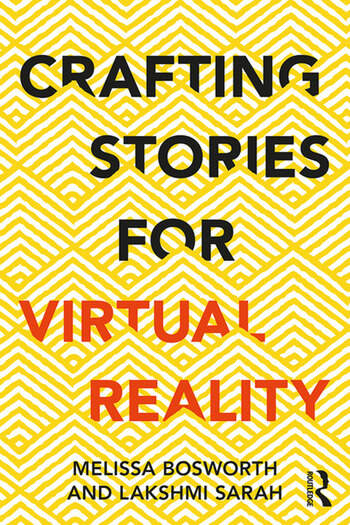 Crafting Stories for Virtual Reality book cover