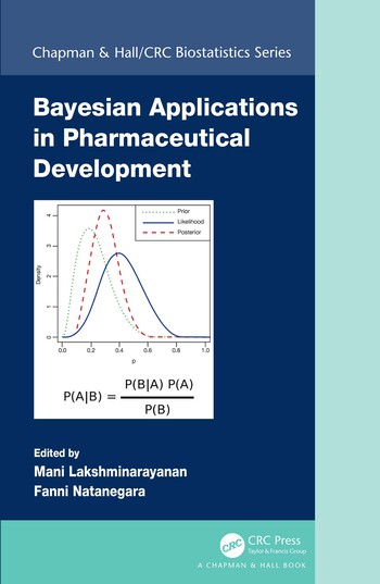 Bayesian Applications in Pharmaceutical Development book cover
