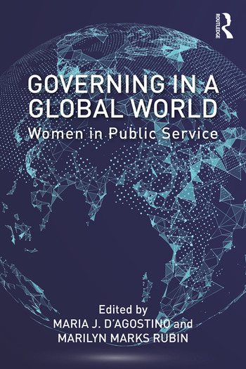 Governing in a Global World Women in Public Service book cover