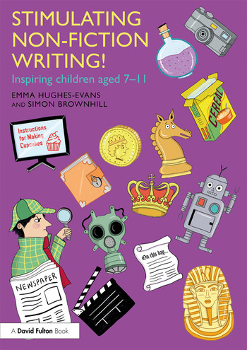 Stimulating Non-Fiction Writing! Inspiring Children Aged 7 - 11 book cover