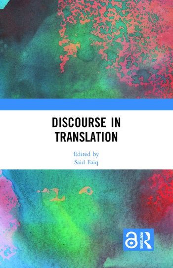 Discourse in Translation book cover