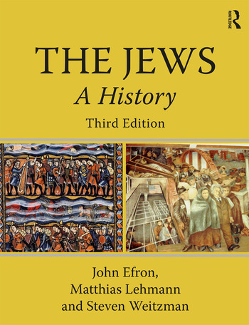 The Jews A History book cover