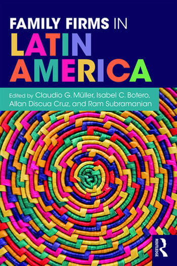 Family Firms in Latin America book cover