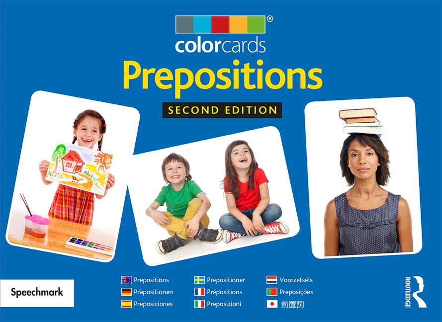 Prepositions: Colorcards book cover