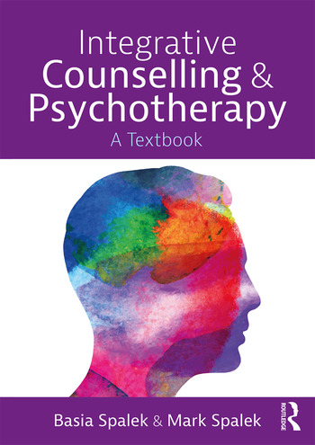 Integrative Counselling and Psychotherapy A Textbook book cover