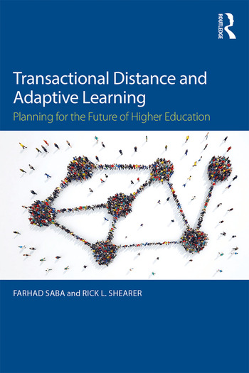 Transactional Distance and Adaptive Learning Planning for the Future of Higher Education book cover