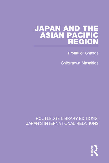 Routledge Library Editions: Japan's International Relations book cover
