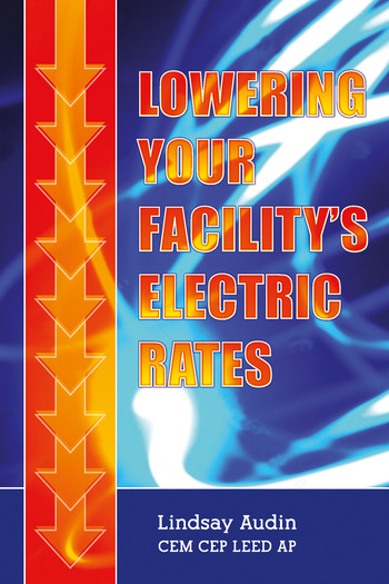 Lowering Your Facility's Electric Rates book cover